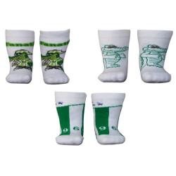 - Bebek Çorap 3`Lü Set
