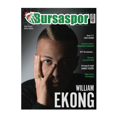 Bursaspor Dergisi 112. Sayısı