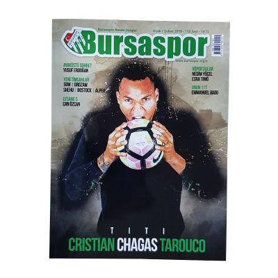 Bursaspor Dergisi 113. Sayısı