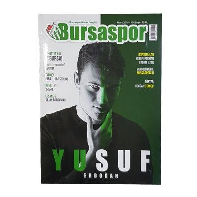 Bursaspor Dergisi 114. Sayısı