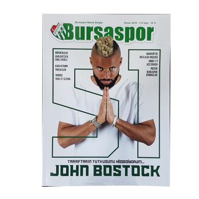 Bursaspor Dergisi 115. Sayısı
