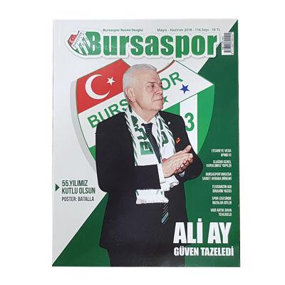 Bursaspor Dergisi 116. Sayısı