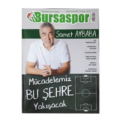 Bursaspor Dergisi 117. Sayısı