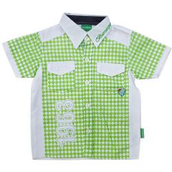 - Çocuk Gömlek Damalı Yeşil