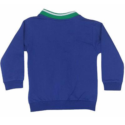 Çocuk Hırka Bursaspor Mavi