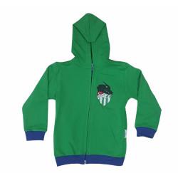 - Çocuk Sweat Kapşonlu Yeşil