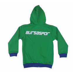 - Çocuk Sweat Kapşonlu Yeşil (1)