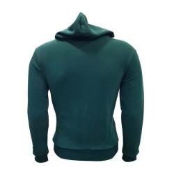 - Çocuk Sweat Kapşonlu Yeşil Logo (1)
