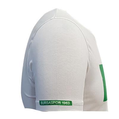 Çocuk T-Shirt 0 Bursaspor Beyaz