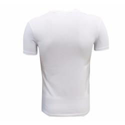 - Çocuk T-Shirt 0 Yaka Babadan Oğula Beyaz (1)