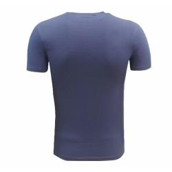 - Çocuk T-Shirt 0 Yaka Babadan Oğula Füme (1)