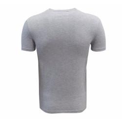 - Çocuk T-Shirt 0 Yaka Babadan Oğula Gri (1)