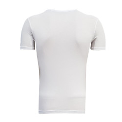 - Çocuk T-Shirt 0 Yaka Batalla Resim Beyaz (1)