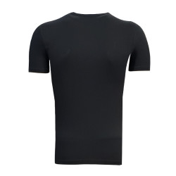 - Çocuk T-Shirt 0 Yaka Batalla Resim Siyah (1)