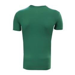 Çocuk T-Shirt 0 Yaka Bs Yeşil - Thumbnail