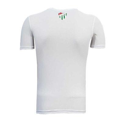 Çocuk T-Shirt 0 Yaka Bursa Yıldız Beyaz