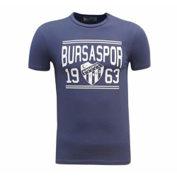 - Çocuk T-Shirt 0 Yaka Bursaspor 1963 Füme