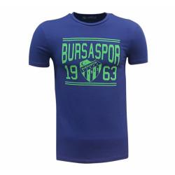 - Çocuk T-Shirt 0 Yaka Bursaspor 1963 Lacivert