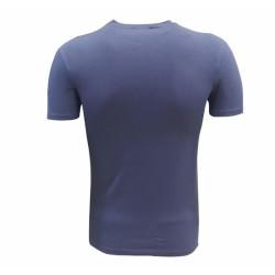 - Çocuk T-Shirt 0 Yaka Füme Parçalı Logo (1)