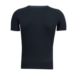 - Çocuk T-Shirt 0 Yaka Logo 5 Yıldız Siyah (1)