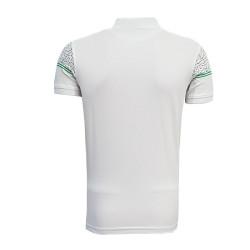 - Çocuk T-Shirt Polo Yaka Beyaz Noktalı (1)