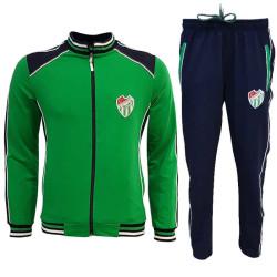 - Eşofman Çocuk Takım Yeşil Logo
