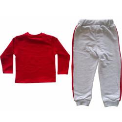 - Eşofman Takım Çocuk 1963 Bs Kırmızı (1)