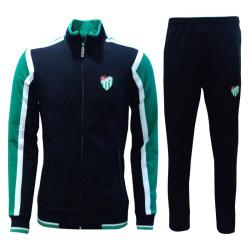 - Eşofman Takım Laci Yeşil Beyaz