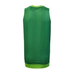 - Forma Kappa Basket Enine Çizgili Yeşil (1)