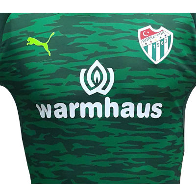 Forma Yeşil Kamuflaj 2017 -2018