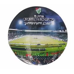 - Magnet Metal Açacaklı Atatürk Stadyumu