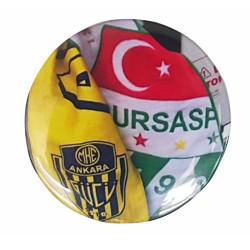 Magnet MEtal Açacaklı Bursa Ankara - Thumbnail