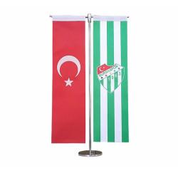 - Masa Bayrağı Çubuklu
