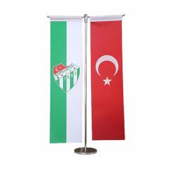 - Masa Bayrağı Parçalı