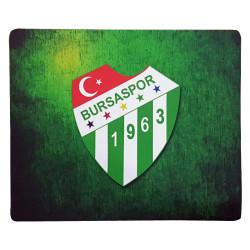 - Mouse Pad Bursaspor Yeşil Logo