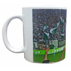 - Mug Porselen Green Army (1)