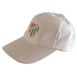- Şapka Beyaz Logo