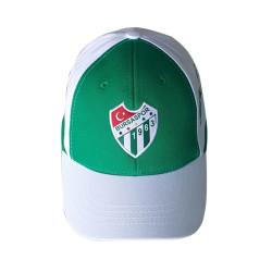 - Şapka Bursaspor Beyaz Yeşil