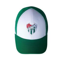 - Şapka Bursaspor Yeşil Beyaz