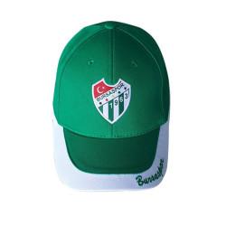 - Şapka Bursaspor Yeşil Logo