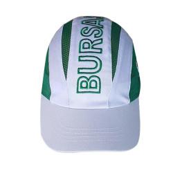 - Şapka Fileli Bursaspor Beyaz Yeşil