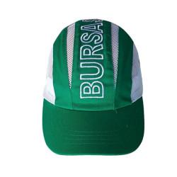 - Şapka Fileli Bursaspor Yeşil Beyaz