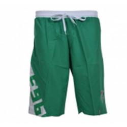 - Şort Deniz Yeşil Beyaz