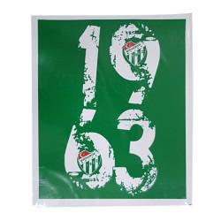 - Sticker 1963