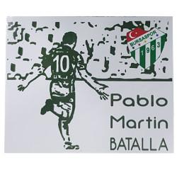 - Sticker Pablo Martin Batalla