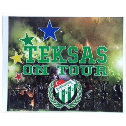 - Sticker Teksas On Tour