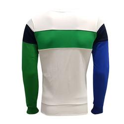 - Sweat 0 Yaka Bursa Yeşil Beyaz (1)