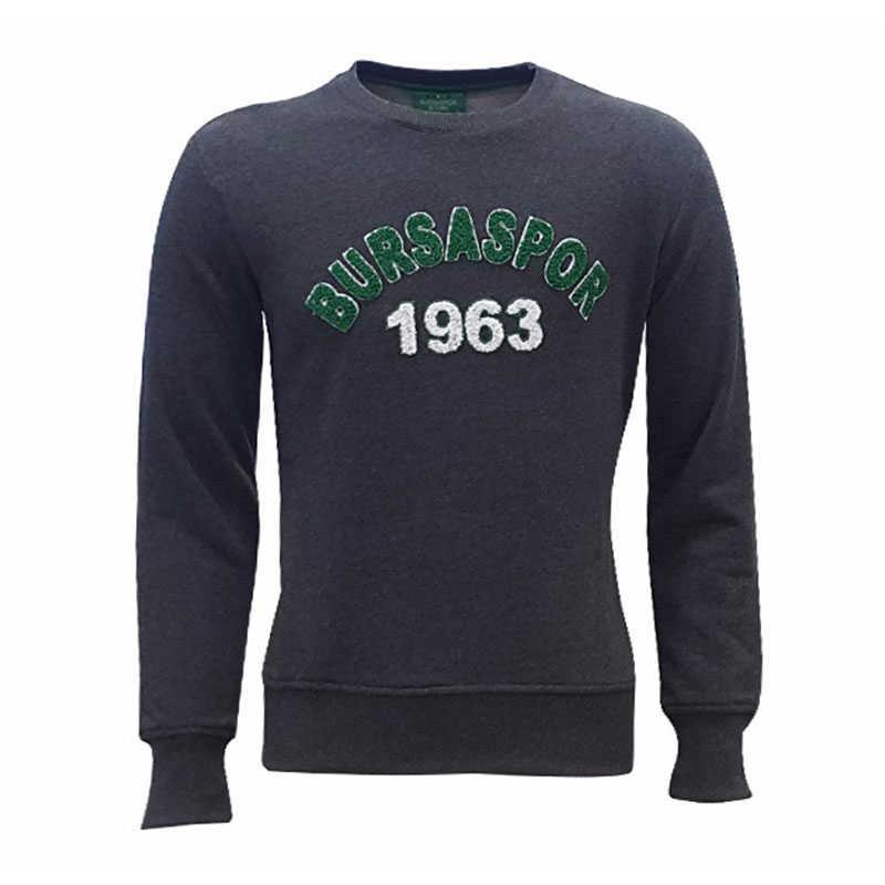 - Sweat 0 Yaka Bursaspor 1963 Füme