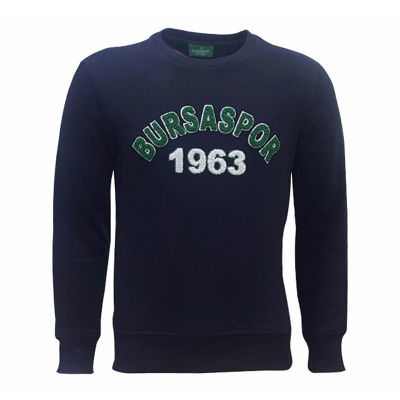 Sweat 0 Yaka Bursaspor 1963 Lacivert