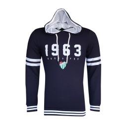 - Sweat Kapşonlu 1963 Logo Lacivert